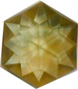flower of life siberian gold crystal