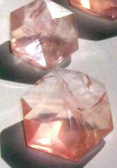 Rose Quartz Crystal Flower of Life