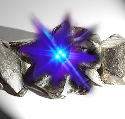 Indium is used in producing Blue Violet LED lights and Solar photocells. It is also being hailed as the missing link in reversing the aging process.